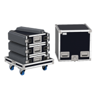 Flight-cases pour ClicTop<sup>®</sup>