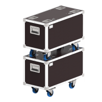 Stackable trunks