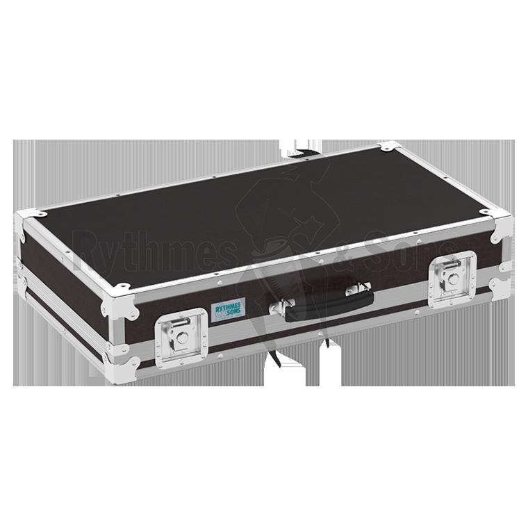 Flight case for SERIE 200 12-24 - STRAND-LIGHTING lighting console  sc 1 st  Rythmes u0026 Sons & Flight case for SERIE 200 12-24 - STRAND-LIGHTING lighting console ...