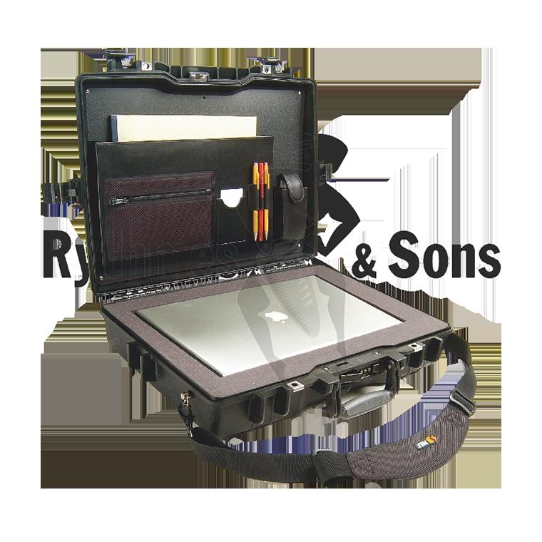 8511ada22b Valise en résine PELI™ 1495 pour portable 17
