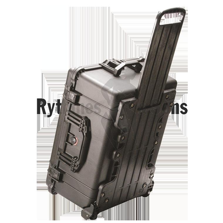 16bed6f0fc Valise en résine PELI™ 1610 avec mousse et roulettes - Valises et ...