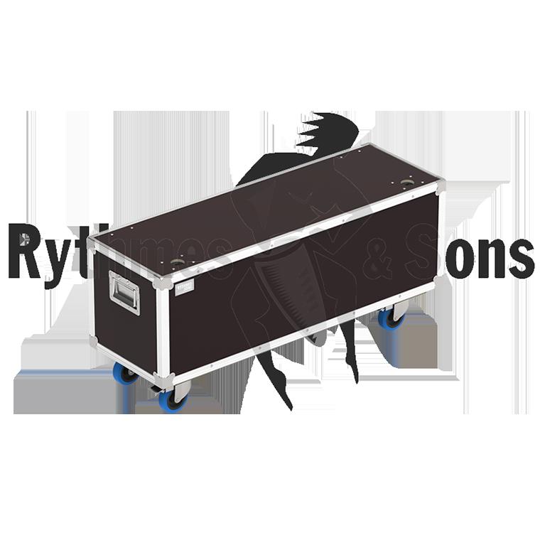 caisse openroad palettisable 0x0xh0 complète caisses