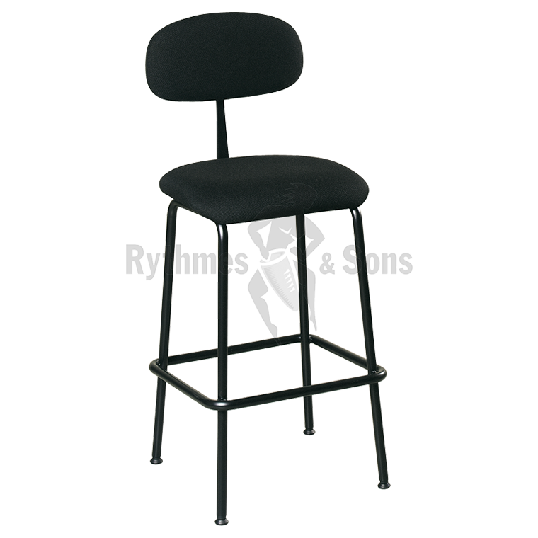 Marvelous Rythmes Sons Chair For Percussionist Conductor Or Double Squirreltailoven Fun Painted Chair Ideas Images Squirreltailovenorg