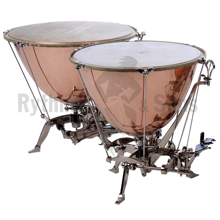 Adams Ø23 Schnellar Timpani With Berlin Ratchet Style Pedal Philharmonic Percussion Instruments