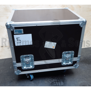 Flight-case 'cloche' 665x510xH520 avec capitonnage-1