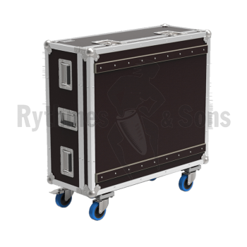 Flight-case pour table de mixage ALLEN & HEATH DLIVE C350-1