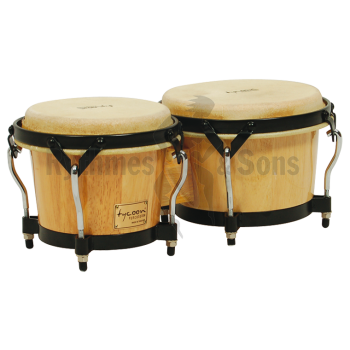 Percussions - Bongos TYCOON Supremo 7' + 8,5'-1