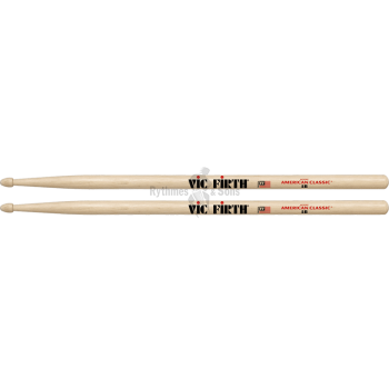 Percussions - Paire de baguettes VIC FIRTH American Class-1