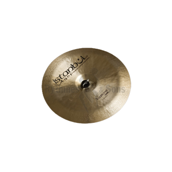 Percussions - Cymbale China Tradition Ø22' ISTANBUL AGOP-1