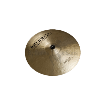 Percussions - Cymbale Medium Crash Ø16' ISTANBUL AGOP-1