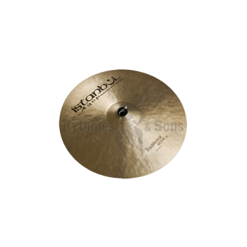 Percussions - Cymbale Medium Crash Ø20' ISTANBUL AGOP
