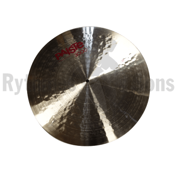 Percussions - Cymbales Flat Ride série Ø20'/51 cm PAISTE-1