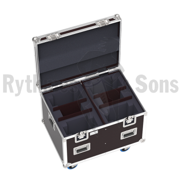Flight-case pour 4 lyres RUSH MH5 PROFILE - MARTIN-1