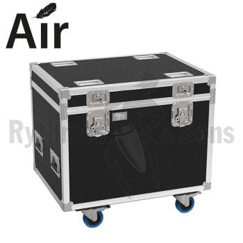 Flight-case - Malle Classique composite 800x600x600-1