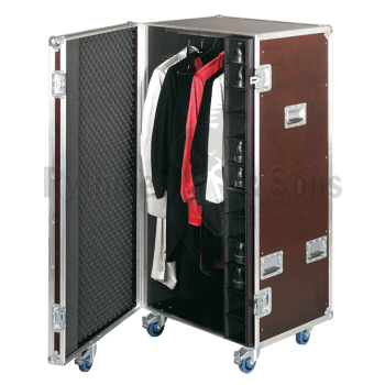 Flight-case penderie Orchestre pour costumes