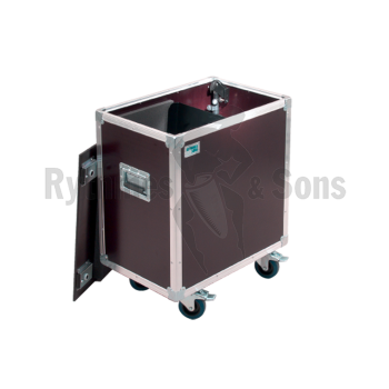 Flight-case OpenRoad® 12 pupitres pliants K&M-1