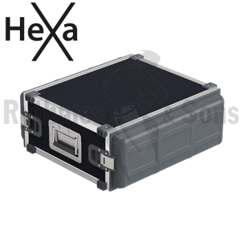 Flight-case - Rack 19' CLICTOP® HEXA 4U prof. 440mm-1