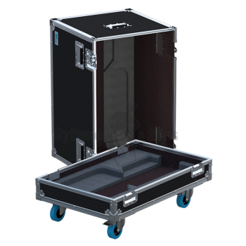 Flight-case 2 enceintes DS15 APG-1