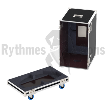 Flight-case 2 enceintes PS15-R2 NEXO-2
