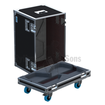 Flight-case 2 enceintes 112P L-ACOUTICS