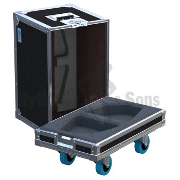 Flight-case 2 enceintes PS8 NEXO-1