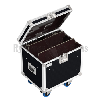 Flight-case 2 enceintes TFRAME D&B-1