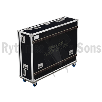 Flight-case pour table de mixage SOUNDCRAFT Vi3000-1