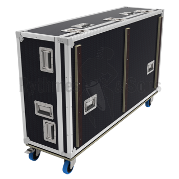 Flight-case pour table de mixage SOUNDCRAFT Vi4+Bac-1