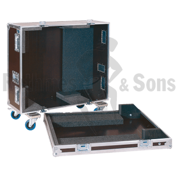 Flight-case pour table de mixage YAMAHA 02R