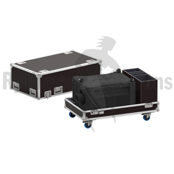 Flight-case pour vidéo projecteur CHRISTIE MIRAGE/J-SERIES