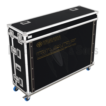 Flight-case pour table de mixage YAMAHA PM10 CS-R10-1