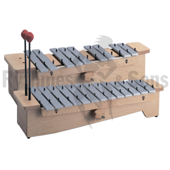 Percussions - Metallophone CADESON Soprano Do5-La6