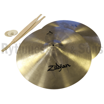 Percussions - Cymbales SABIAN HHX Synergy Medium 11994XBM-1