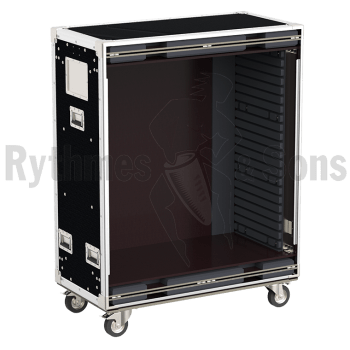 Flight-case - Rack à bacs OPENTOP® vide-1