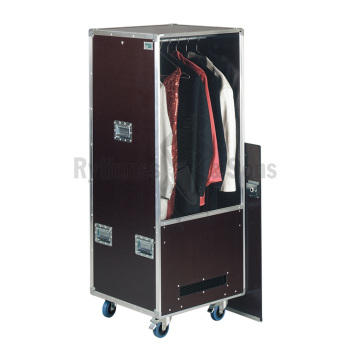 Flight-case - Penderie OPENROAD® 12 costumes H1500