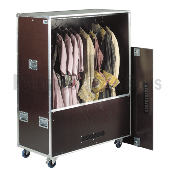 Flight-case - Penderie OPENROAD® 24 costumes H1500