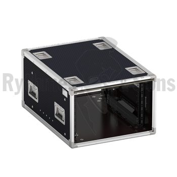 Flight-case - Rack 19' OPENTOP® suspendu 6U prof. 700mm-1