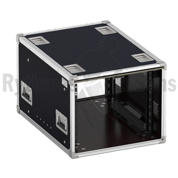 Flight-case - Rack 19' OPENTOP® suspendu 8U prof. 700mm-1