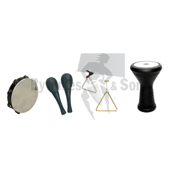 Percussions - Pack 1er cycle+darbouka-1