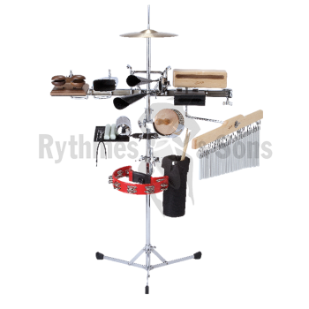 Percussions - Stand CADESON pour pack multi-percussion-1