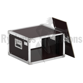 Flight-case - Rack 19' OPENROAD® 6U prof. 420mm-1