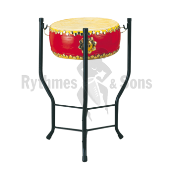 Percussions - Tambours Chinois CADESON sur stand, Ø23,5xH-1