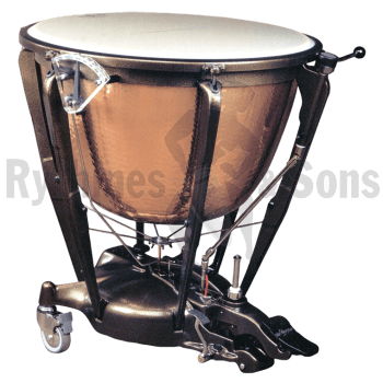 Percussions - Timbale Majestic Grand Symphonic martelé 20-1