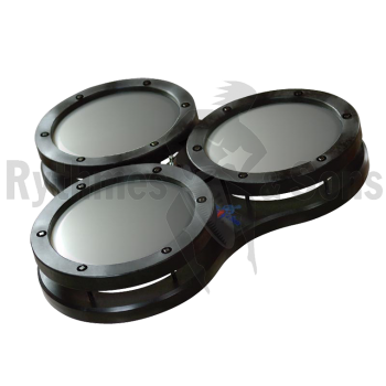 Percussions - CoolDrum 6' RYTHMES & SONS - Black Edition -1