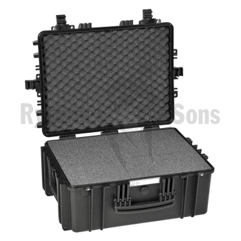Valise EXPLORER 538x405xH250 int. +mousse
