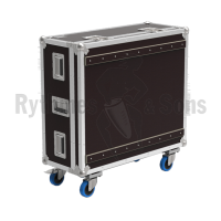 Flight-case pour table de mixage ALLEN & HEATH DLIVE C3500