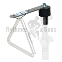 RYTHMES & SONS Triangle holder with silentbloc for multipurpose stand