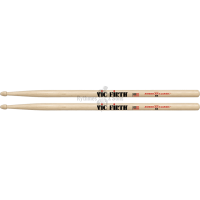 Pair of mallets VIC FIRTH american Classic Hickory 5B