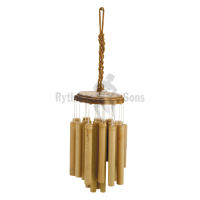 Percussions - Wind chimes bambou CADESON - 16 barres bambou