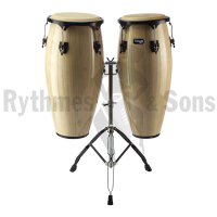 Pair of STAGG Ø10'+11' congas
